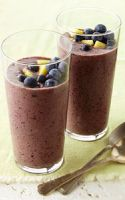 Green Smoothie Recipes with Blueberry Pineapple