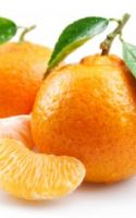 Green Smoothies With Tangerines