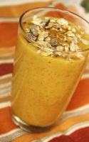 Green Smoothies With Sweet Potatoes