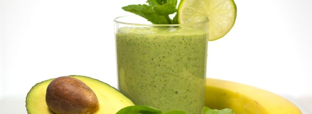 Green Smoothie for Circulatory Wellness